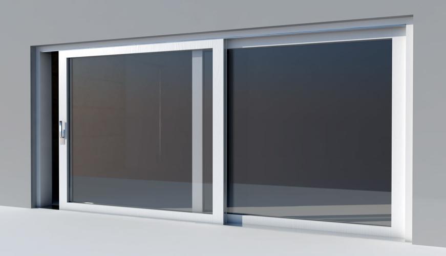 Patio doors adm passive windows doors windows blinds for Patio doors with side windows